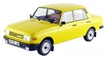 Wartburg 353 limousine Yellow 1:18 MCG Modelcar Group
