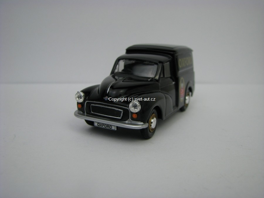 Morris Minor Oxford Die Cast 1:43 Oxford
