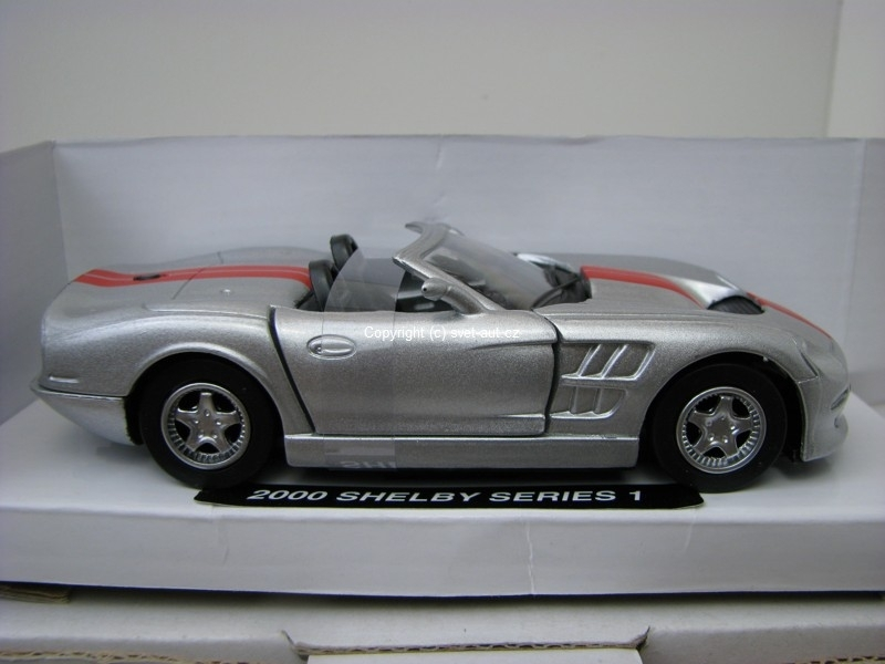 Shelby series 1 2000 1:32 Mondo Motors