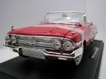 Chevrolet Impala 1960 Red 1:18 Motormax