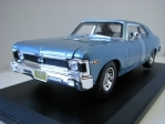 Chevrolet Nova SS Coupe 1970 blue 1:18 Maisto
