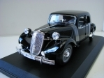Citroen 15CV 6 Cyl 1952 black 1:18 Maisto