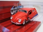 Volkswagen Beetle Tuning red 1:24 Maisto