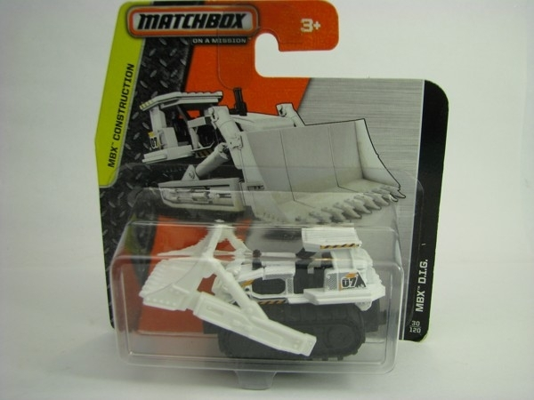 Matchbox - 2014 MBX Construction 30/120 - D.I.G. MBX