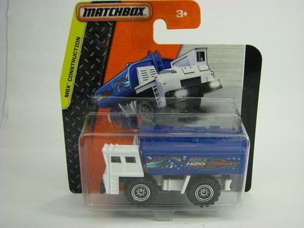 Matchbox - 2014 MBX Construction 32/120 - H2O HLX