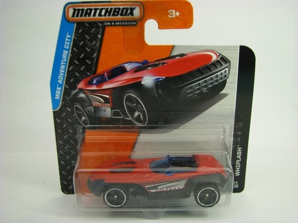 Matchbox - 2014 MBX Adventure City 14/120 - Whiplash