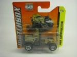 Matchbox 60Th Anniversary Torque Titan MBX Construction