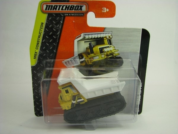 Matchbox - 2014 MBX Construction 28/120 - Trail Tipper