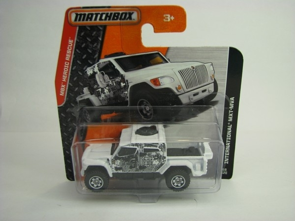 Matchbox - 2014 MBX Heroic Rescue 68/120 - International MXT-MVA