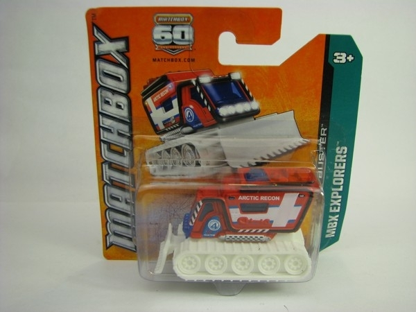 Matchbox 60Th Blizzard Buster MBX Explorers