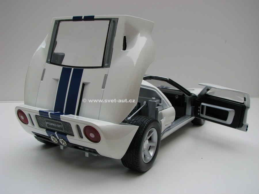 Ford GT Concept white 1:12 Motor Max