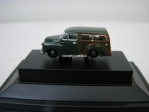 Morris Traveller Almond Green 1:148 Oxford