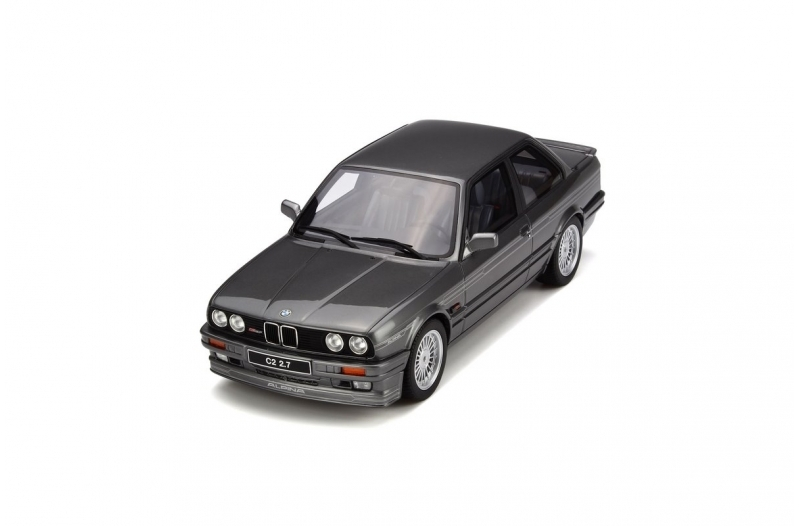 BMW Alpina E30 C2 2,7 Grey 1:18 Ottomobile