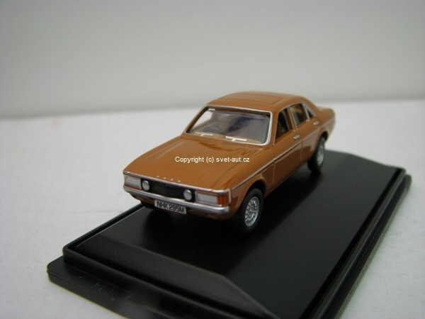 Ford Consul gold 1:76 Oxford