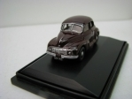 Morris Minor Maroon 1:76 Oxford