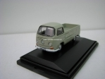 Volkswagen Pick Up Light grey 1:76 Oxford