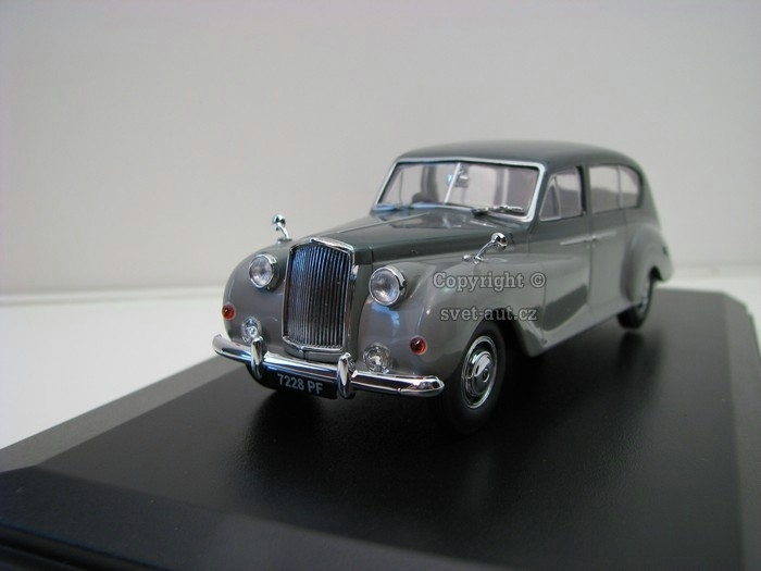 Austin Princess Carlton grey 1:43 Oxford
