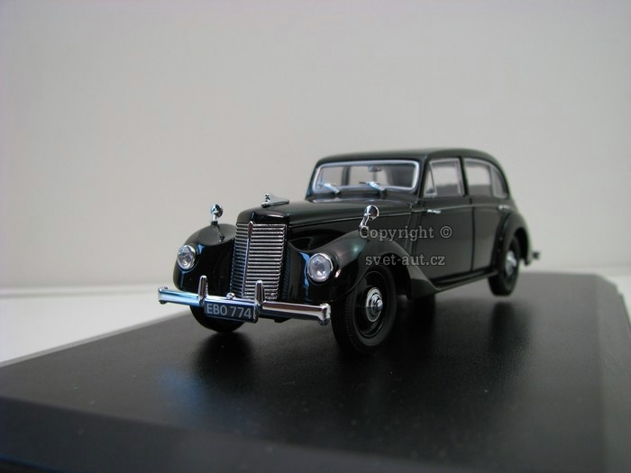 Armstrong siddeley Lancaster black 1:43 Oxford