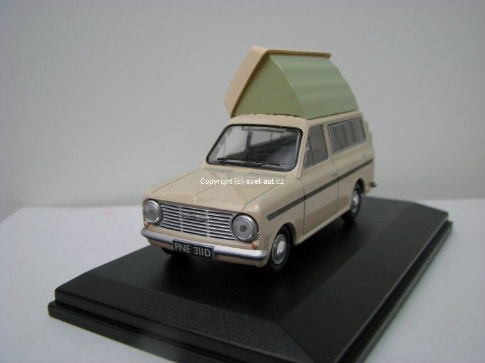 Bedford Camper Open 1:43 Oxford