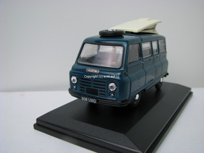 Austin BMC Camper limit 2000 1:43 Oxford