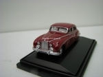 Jaguar MK VIIM Claret metallic 1:76 Oxford