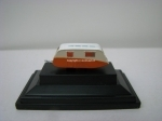 Caravan orange/cream 1:148 Oxford