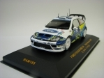 Ford Focus WRC No.4 Sola Rally Mexico 2005 1:43 Ixo