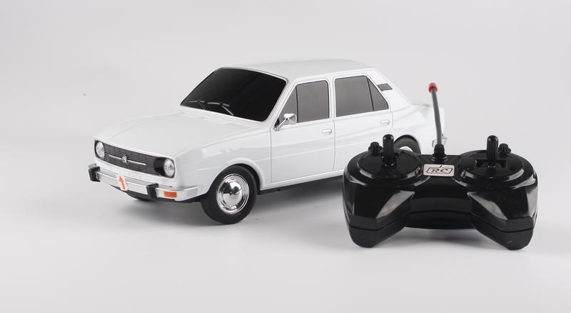 Škoda 120L White 1:14 RC Model Abrex