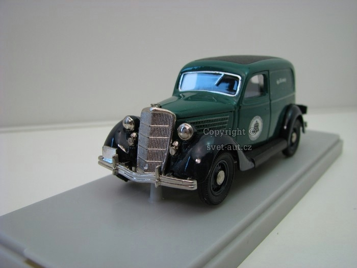 Ford Touring Van 1935 Bell Telephone 1:43 Rextoys