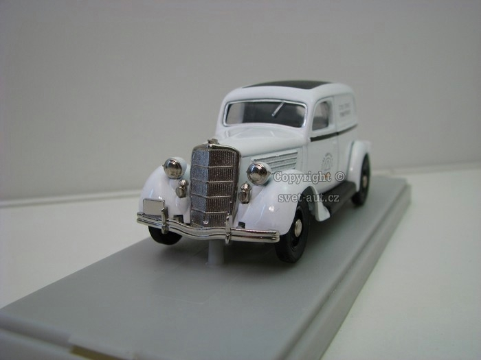 Ford Touring Van 1935 Cities Service 1:43 Rextoys