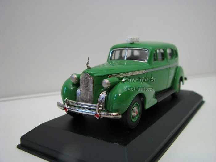 Packard Super 8 1940 Berline Services 1:43 Rextoys