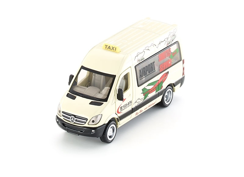 Mercedes-Benz Sprinter Taxi 1:50 Siku Super 1938