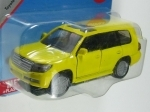 Toyota Landcruiser Yellow Siku Blister 1440