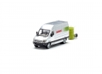 Mercedes-Benz Sprinter Servis Claas 1:50 Siku Farmer 1995