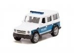 Mercedes-Benz AMG G 65 Polizei 1:50 Siku Super 2308