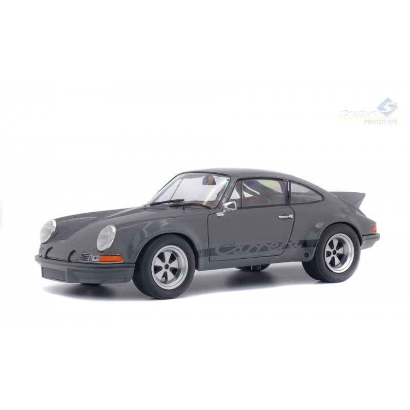 Porsche 911 RSR 2,8 Carrera 1974 Grey 1:18 Solido