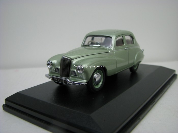 Sunbeam Talbot 90 MKII Beech green met 1:43 Oxford