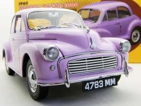 Morris Minor 1000 1960 Saloon 1 Millionth lila 1:12 SunStar