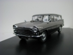 Vauxhall Cresta Friary Estate Silver Grey/Black 1:43 Oxford