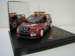 Mitsubishi Lancer Evolution X No.00 Mioshi Rally Japan 2007 Zero Car 1:43 Vitesse