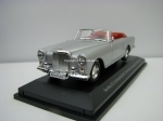 Bentley S2 Continental DHC silver 1961 1:43 Yat Ming