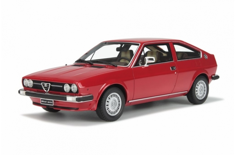 Alfa Romeo Alfasud Sprint Red 1:18 Ottomobile