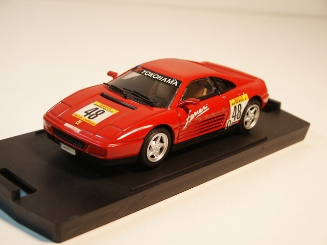Ferrari 348TB No. 48 Maranello 1:43 Bang