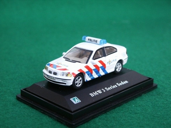 BMW 3 Series Sedan Politie 1:72 Cararama 241XND