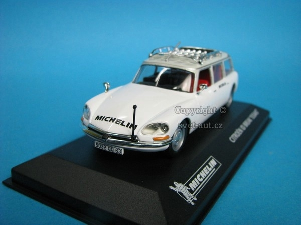 Citroen ID Break Essais Michelin 1:43 Atlas