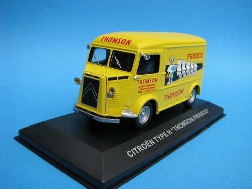 Citroen Type H Thomson Frigeco 1:43 Atlas