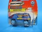 Armored Police 1:64 Matchbox