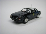 Ford Mustang Kansas Highway Patrol 1:43 White Rose