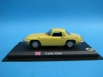 Lotus Elan yellow 1:43 del Prado