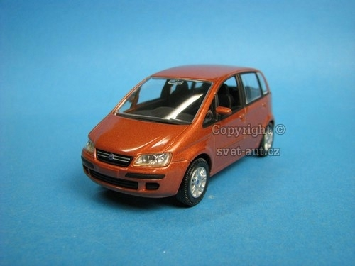 Fiat Idea orange 1:43 Norev